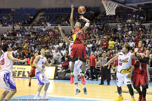 fastbreaks_SMB, Rain or Shine duels on Semifinals